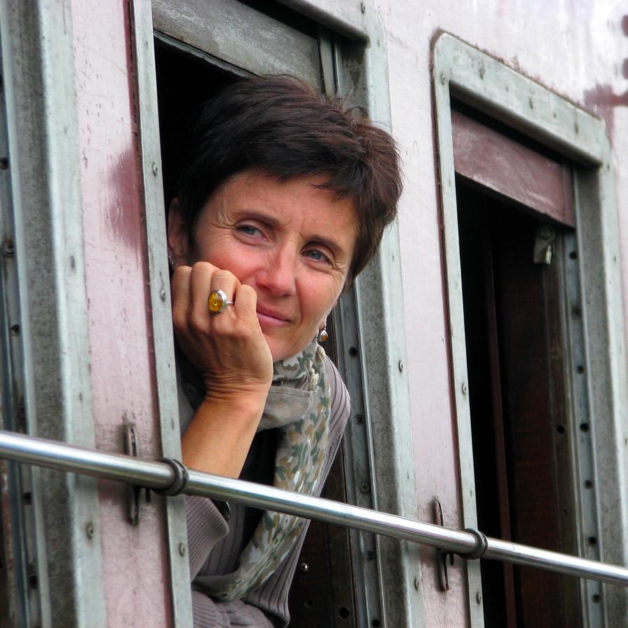 Photo de l'auteure Brigitte Favre